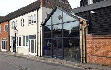 Thumbnail Restaurant/cafe for sale in 20 Castle Lane, Bedford