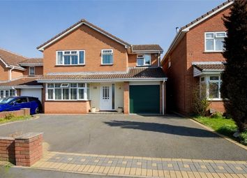 Thumbnail 4 bed detached house for sale in Harebell Close, Featherstone, Wolverhampton, Staffordshire