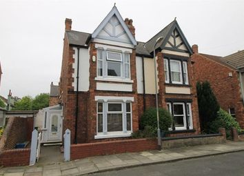 Thumbnail 3 bedroom semi-detached house for sale in Ellen Avenue, Stockton-On-Tees