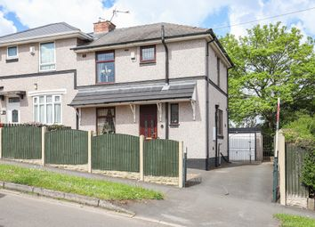 Thumbnail 3 bed semi-detached house for sale in Manor Oaks Place, Sheffield