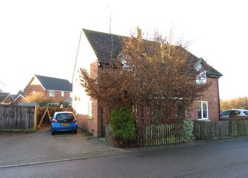 Thumbnail 2 bedroom semi-detached house for sale in Greenbank, Great Cambourne, Cambridge