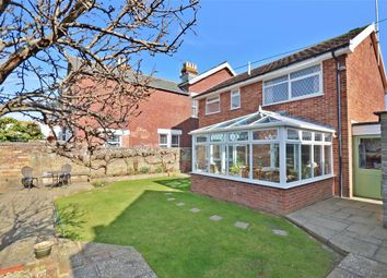 Thumbnail 3 bed detached house for sale in Waverley Road, Rustington, West Sussex