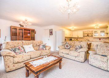 Thumbnail 2 bed flat for sale in Swonnells Walk, Lowestoft