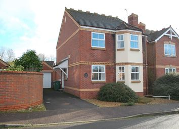 Thumbnail 4 bed semi-detached house to rent in Middle Furlong, Didcot, Oxfordshire
