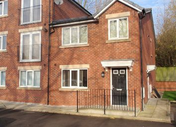 Thumbnail 2 bed flat for sale in Victoria Court, Neville Street, Wigan, Greater Manchester