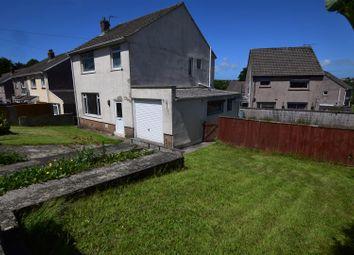Thumbnail 3 bedroom detached house for sale in Woodlands Park, Merlins Bridge, Haverfordwest