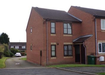 Thumbnail 1 bedroom flat for sale in John Street, Newhall, Burton On Trent, Staffordshire