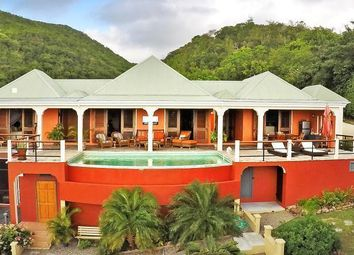 Thumbnail 3 bedroom villa for sale in Nevis - Ocean & Mountain Views, Saint James Windward