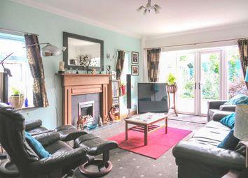 Thumbnail 3 bed detached bungalow for sale in Oakside Crescent, Evington, Leicester
