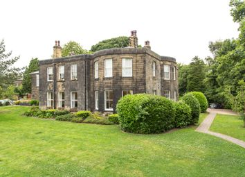 Thumbnail 3 bed flat for sale in The Grove, Roundhay, Leeds, West Yorkshire