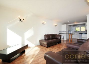 Thumbnail 3 bed flat to rent in St Laurence Close, Queens Park, London