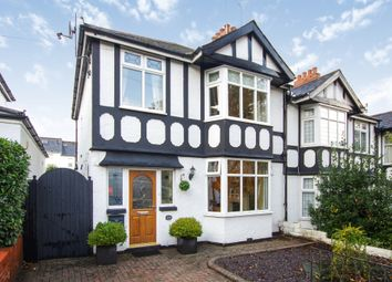 Thumbnail 3 bed semi-detached house for sale in Countess Place, Penarth