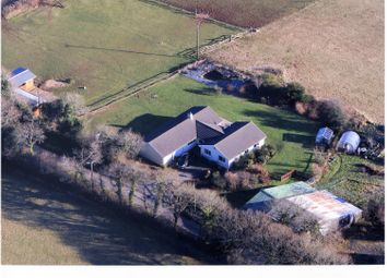 Thumbnail 4 bed detached bungalow for sale in Little Downs, Bodmin