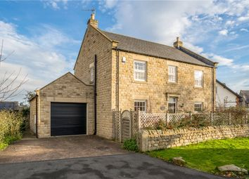 Thumbnail 5 bed detached house for sale in Dovetail House, Hollins Lane, Hampsthwaite, Harrogate