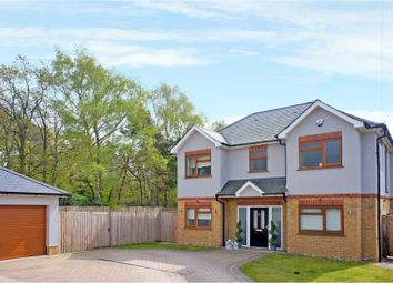 Thumbnail 4 bed detached house for sale in Salisbury Terrace, Mytchett