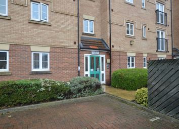 Thumbnail 2 bed flat for sale in Regal Place, Peterborough