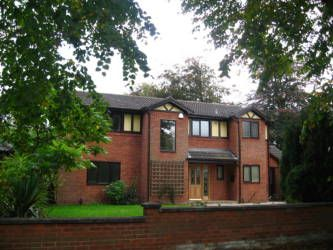 Thumbnail 4 bed detached house to rent in Lower Park Road, Chester