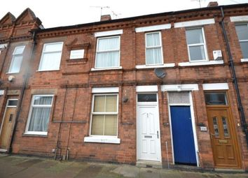 Thumbnail 2 bed terraced house to rent in Shakespeare Street, Knighton Fields, Leicester