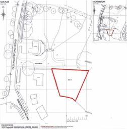 Thumbnail Land for sale in Knutsford Road, Church Lawton, Stoke-On-Trent