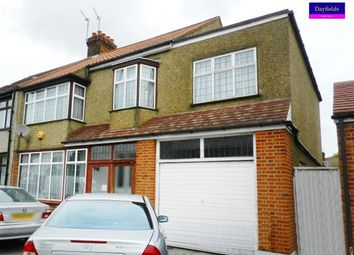 Thumbnail 4 bed semi-detached house for sale in Southbury Road, Enfield