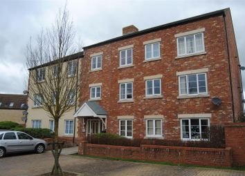 Thumbnail 2 bed flat for sale in Poseidon Close, Oakhurst, Swindon