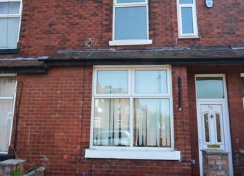 Thumbnail 3 bed terraced house for sale in Ratcliffe Street, Levenshulme, Manchester
