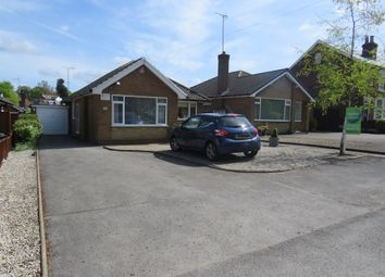Thumbnail 3 bed detached bungalow for sale in Nottingham Road, Mansfield