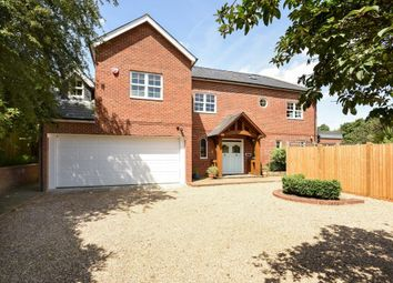 Thumbnail 6 bed detached house to rent in Englefield Green, Egham