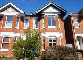Thumbnail 4 bed semi-detached house for sale in Holyrood Avenue, Southampton