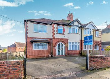 Thumbnail 5 bed semi-detached house for sale in Chell Green Avenue, Stoke-On-Trent