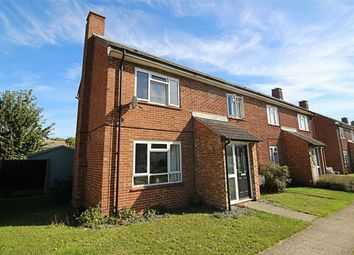 Thumbnail 2 bed semi-detached house for sale in Wiltshire Road, Wyton, Huntingdon