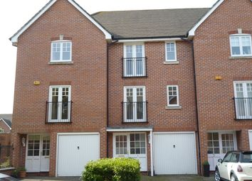 Thumbnail 3 bed town house to rent in Quayside Walk, Marchwood