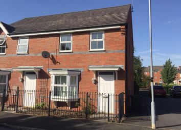 Thumbnail 3 bed semi-detached house to rent in Wellington Street, Loughborough