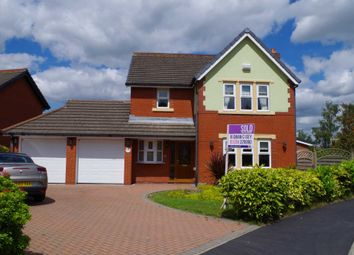 Thumbnail 5 bedroom detached house for sale in Copperfields, Lostock, Bolton