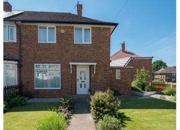 Thumbnail 2 bed semi-detached house for sale in Fillingfir Road, Leeds