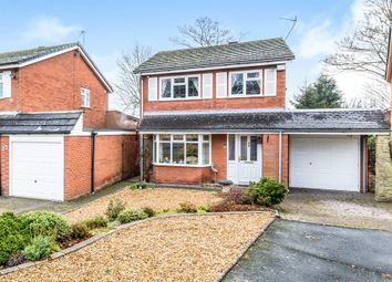 Thumbnail 3 bed detached house for sale in Ingatestone Drive, Wordsley, Stourbridge