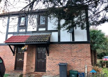 Thumbnail 2 bed semi-detached house to rent in Barleyfields Close, Chadwell Heath, Romford