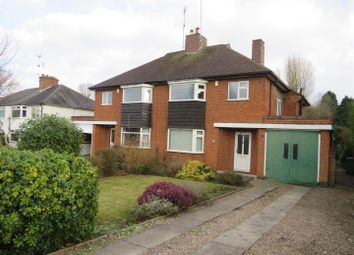 Thumbnail 3 bed property to rent in Faire Road, Glenfield, Leicester