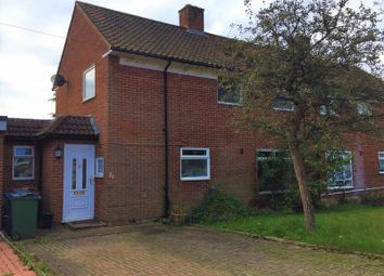 Thumbnail 4 bed semi-detached house for sale in Tintagel Drive, Stanmore, Middlesex