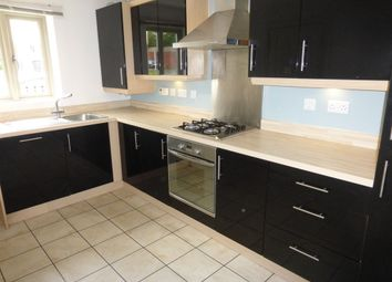 Thumbnail 3 bed town house for sale in Campbell Road, Hereford