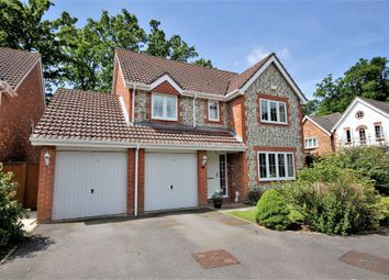 Thumbnail 5 bedroom detached house for sale in Hanoverian Way, Whiteley, Fareham