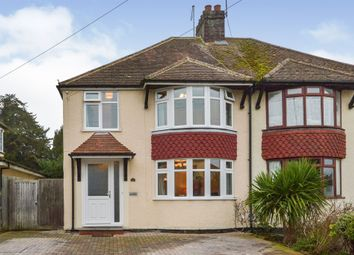 3 bed semi-detached house for sale in Cedars Way, Newport Pagnell MK16