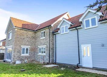 Thumbnail 5 bed detached house for sale in Flegg Green, Wereham, King's Lynn