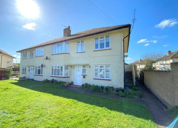 Thumbnail 2 bed maisonette for sale in Selwood Close, Stanwell, Staines