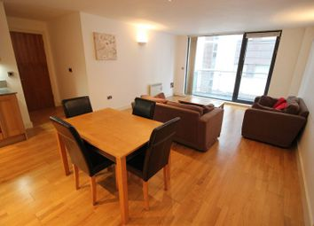 Thumbnail 2 bed flat to rent in Advent House, Isaac Way, Ancoats Urban Village