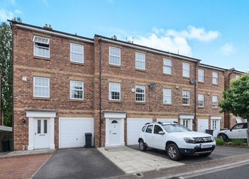 Thumbnail 4 bed town house for sale in Waterside Gardens, York