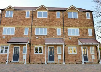 Thumbnail 4 bed end terrace house for sale in Rodney Way, Colnbrook, Berkshire