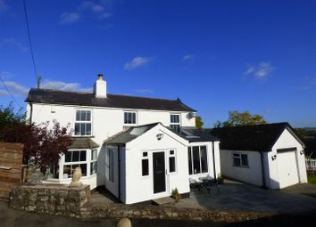 Thumbnail 4 bed detached house to rent in Shirenewton, Chepstow