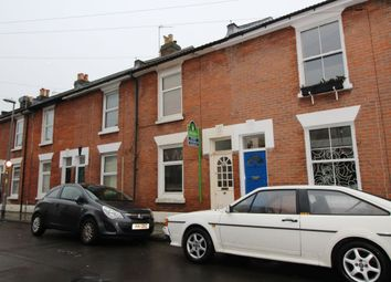 Thumbnail 4 bed flat to rent in Wisborough Road, Southsea