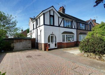 Thumbnail 3 bed semi-detached house for sale in Bulkington Avenue, Worthing, West Sussex